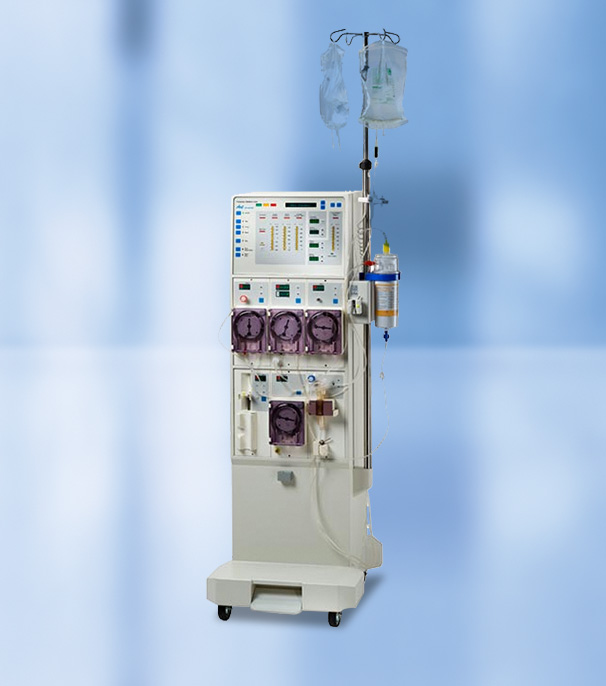 Art Universal therapeutic apheresis machine