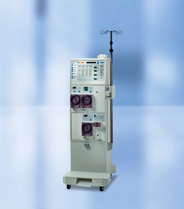 Art therapeutic apheresis machine