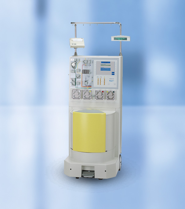 COM.TEC therapeutic apheresis machine