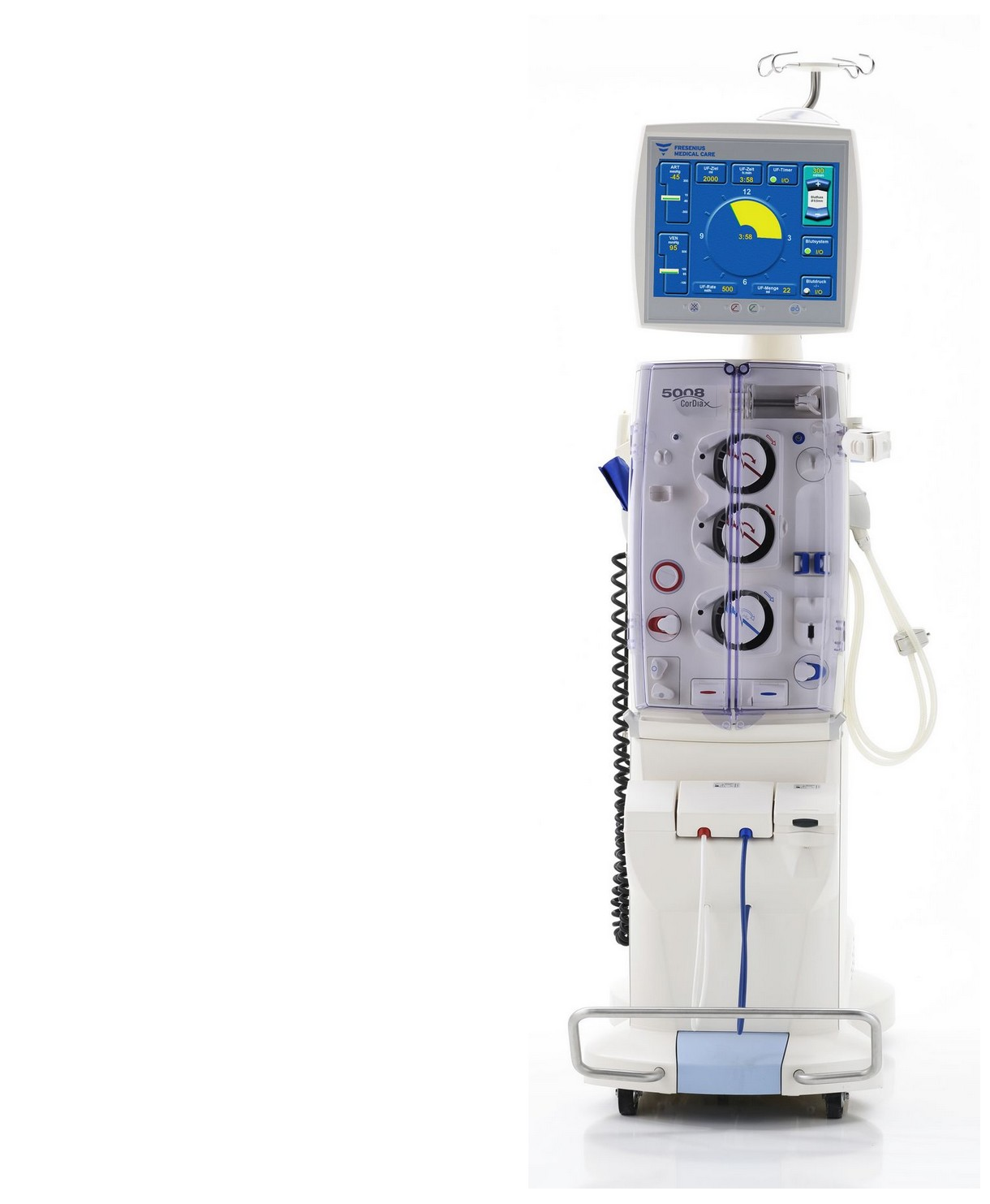 home hemodialysis Home hemodialysis is an option that allows you the flexibility to complete your hemodialysis treatments in the comfort of your home.