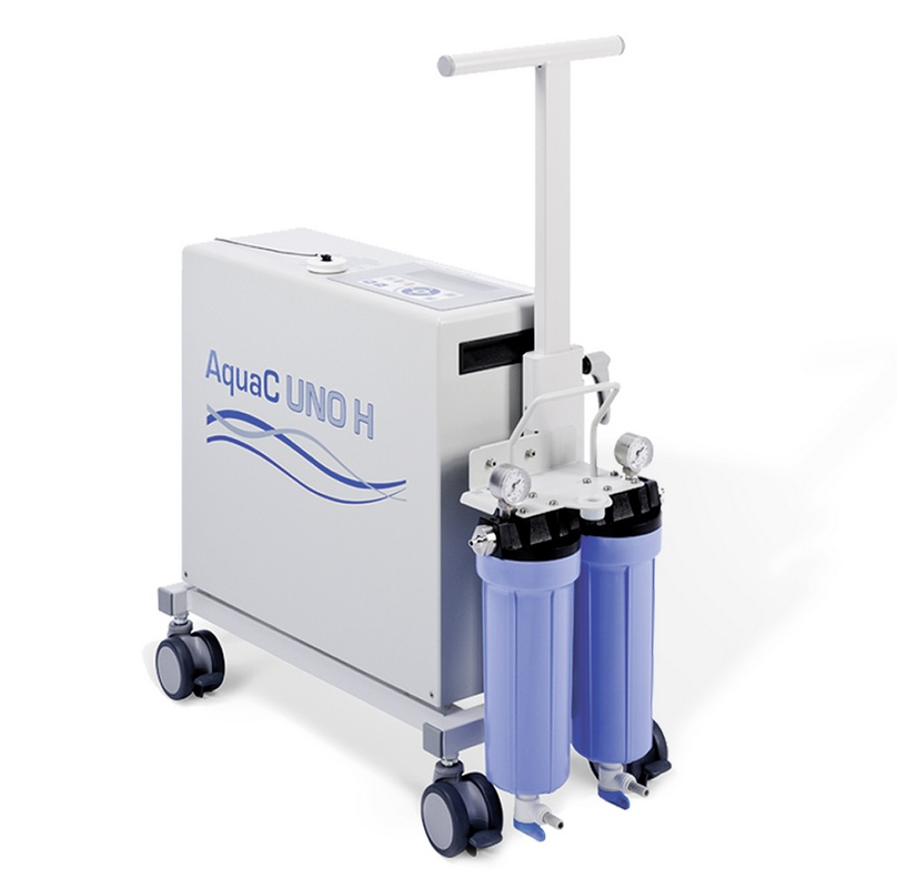 AquaC UNO H water treatment system
