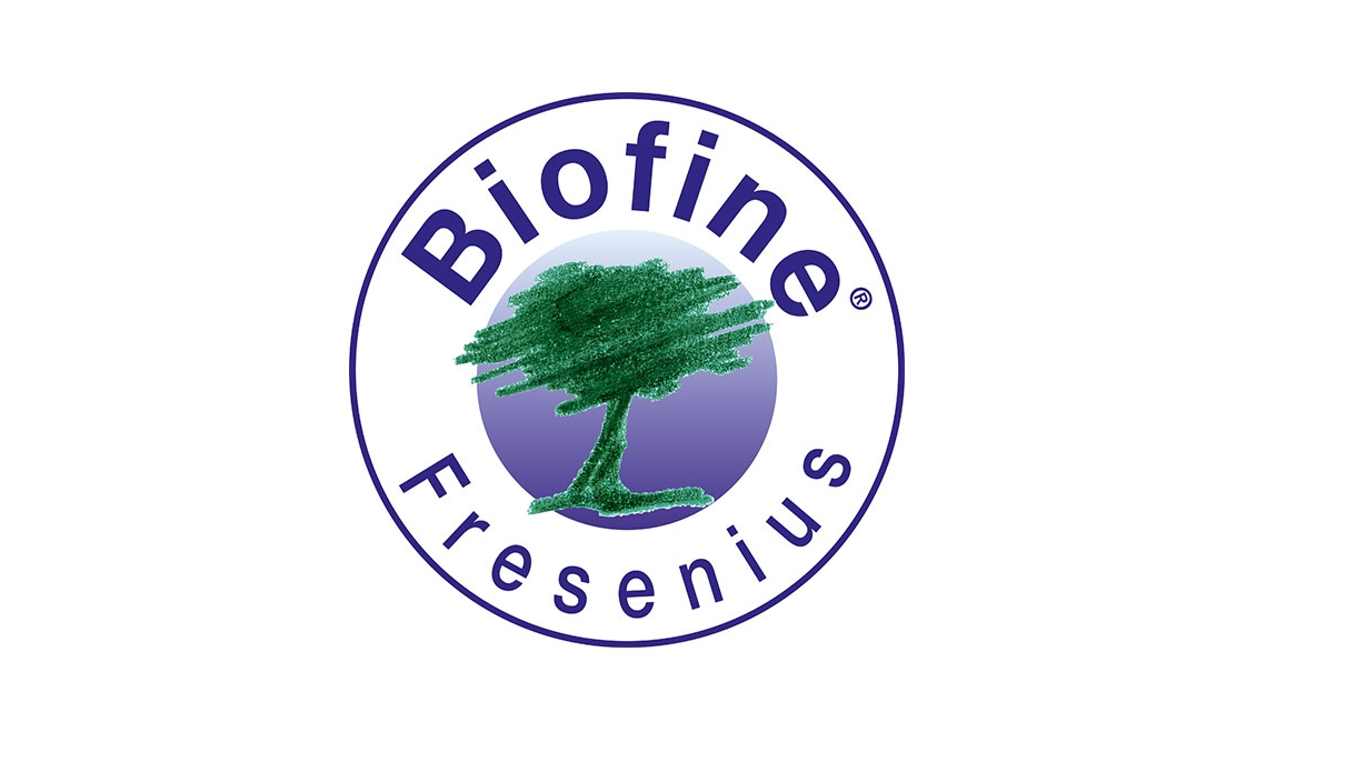 Fresenius Biofine® and Nordic Ecolabel logo