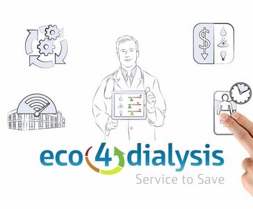 eco4dialysis — Reducing operating costs for renal care centers and dialysis clinics.